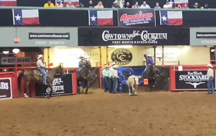 Gabe and Speed win at Ft. Worth